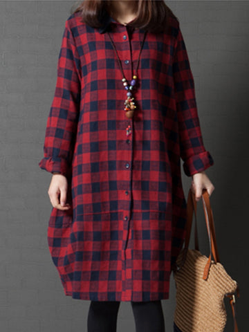 Decadence Shirt Dress