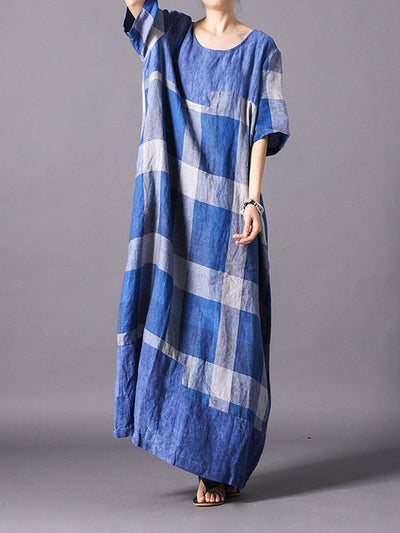 Muster the Length Maxi Dress