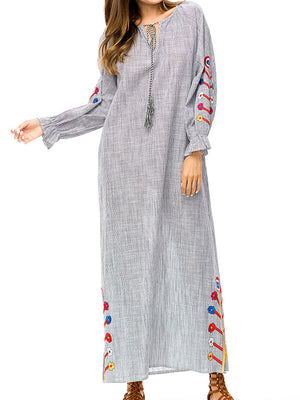 Kaytlyn Maxi Dress