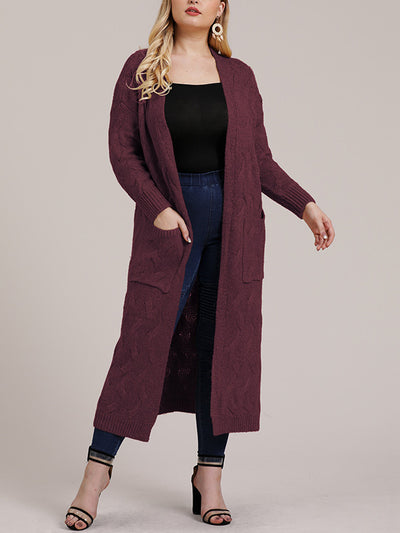 City Walk Midi Cardigan