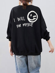 Your First String Sweat Shirt