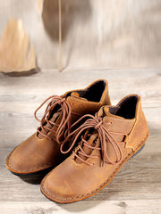 Hopscotch Leather Sneakers