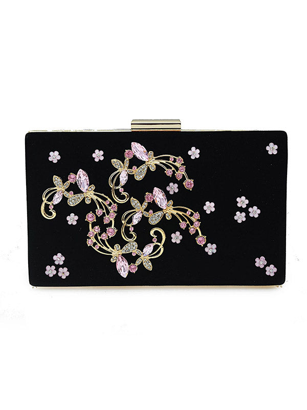 Lil Floral Clutch
