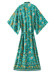Close Your Eyes Gown Kimono Robe