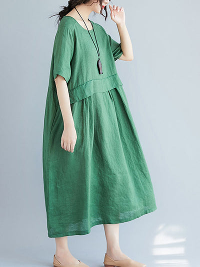 Sentimental State Smock Dress