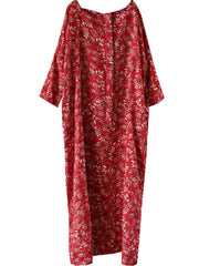 Unconditional Love Cotton Maxi Dress