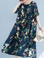 Dream It Smock Dress