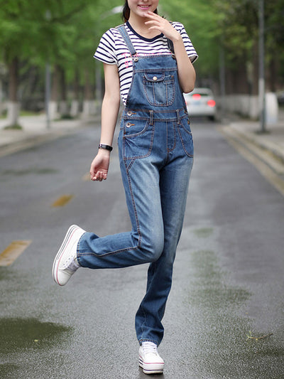 Alice Denim Overalls (USA ONLY)