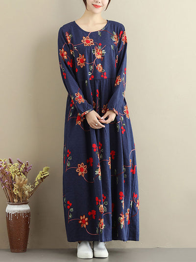 Wholly Romantic Maxi Dress