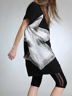 Rock Edge Tunic Top