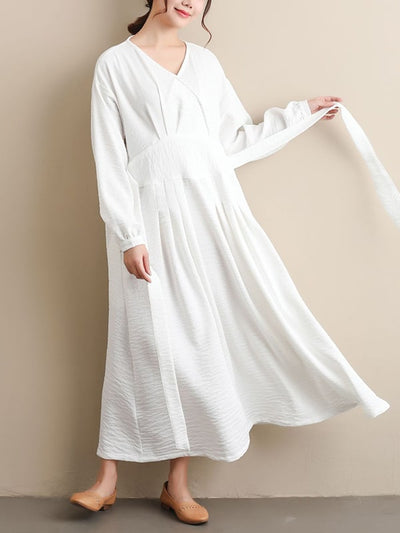 Divine And Conquer Smock Dress