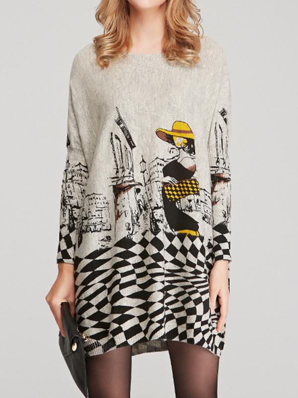 Lavonne Girl In The City Sweater