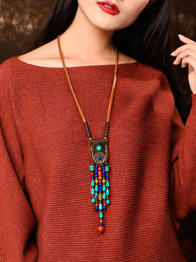 Treasure Me Threader Necklace