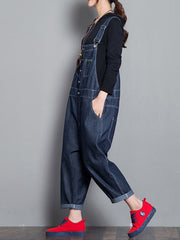 Informed Denim Overalls Dungaree