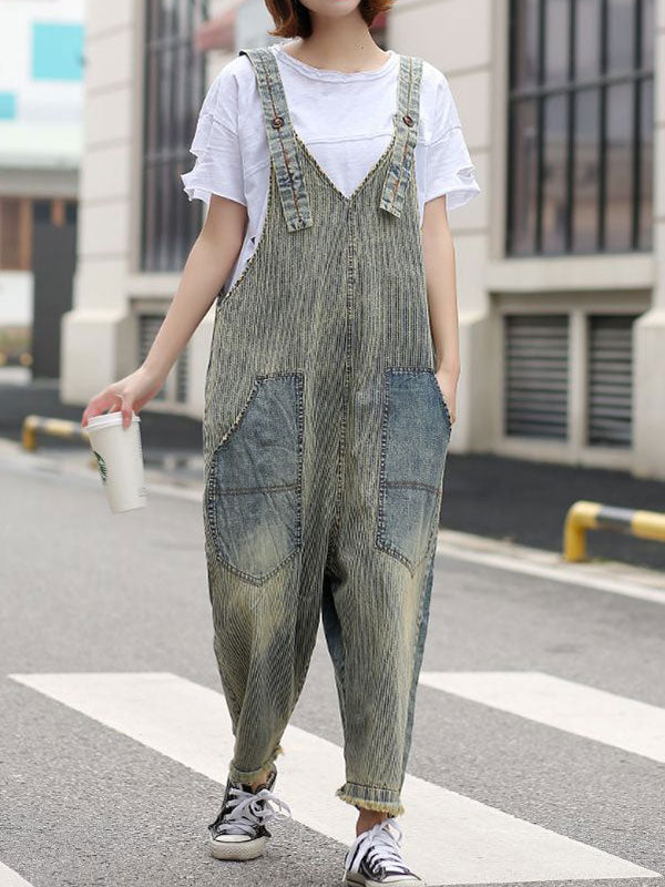 Itza Cotton Overalls Dungaree