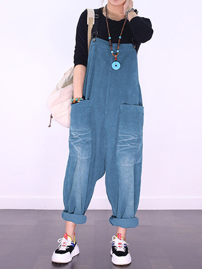 Raven Overall Dungarees