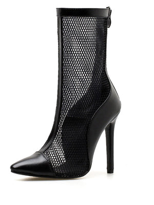 Stiletto High Boots