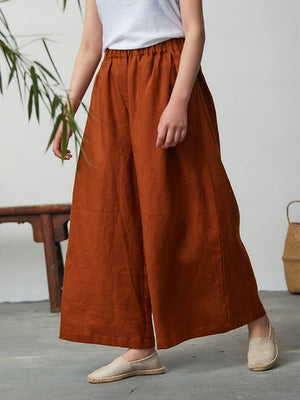 Baby Bliss Wide Leg Pants