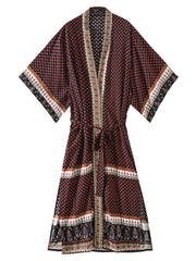Till The End Of The Time Gown Kimono Robe