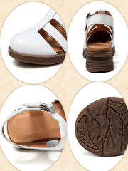Re-Mix Vintage Staple Sandal