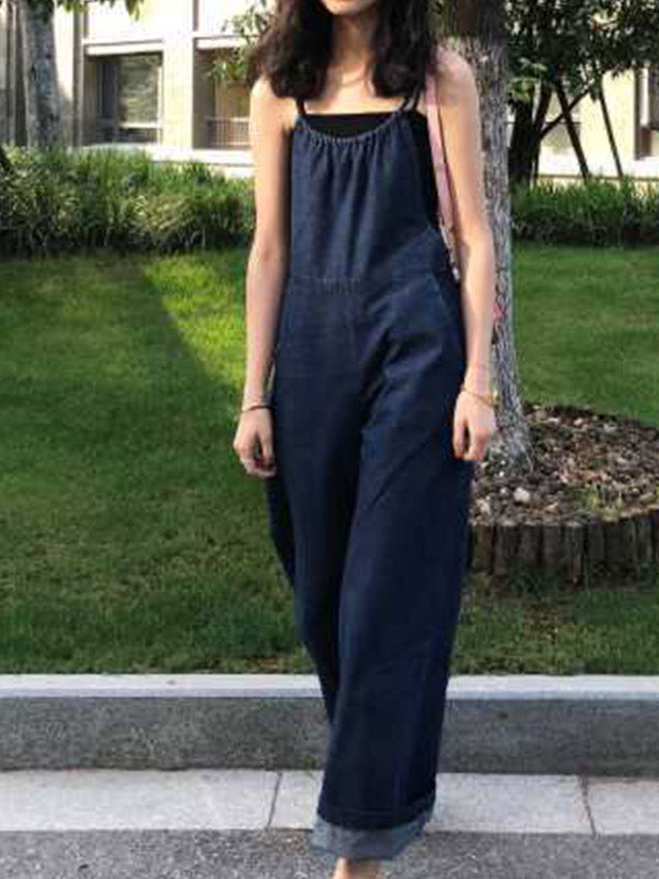 Luck Charm Overall Dungarees