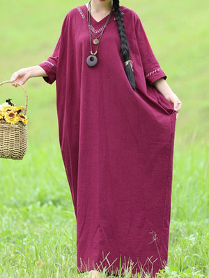 Fire And Fury Maxi Dress