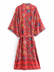 Begin Again Gown Kimono Robe