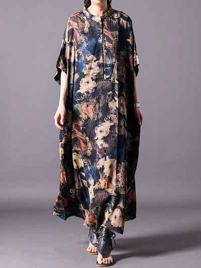 Efflorescent Dreams Maxi Dress