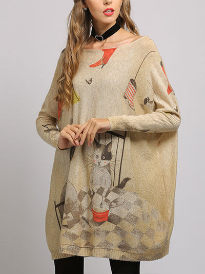 Passion for Poise Sweater Top