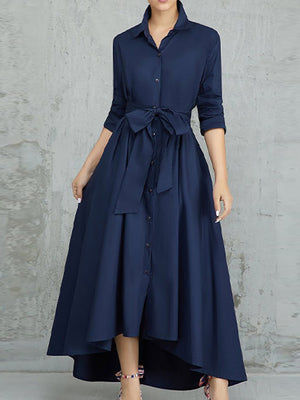 Forever Allure Shirt Dress(Pre-sale)