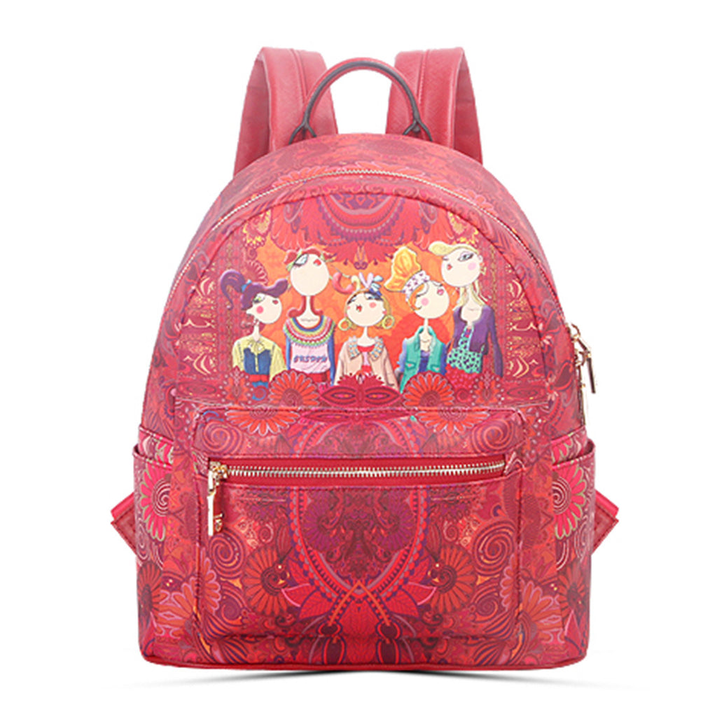 Korean Style Backpack Bag