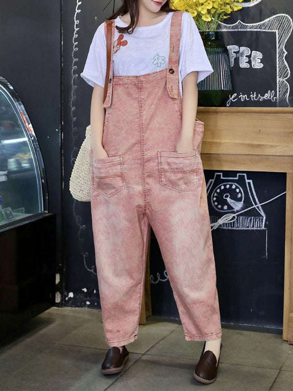 Cheri Cotton Overall Dungarees