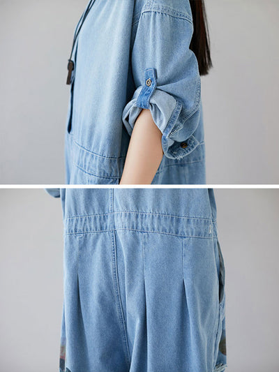 Neat And Friday Overalls Jumpsuit