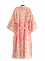 The Person You Love Gown Kimono Robe