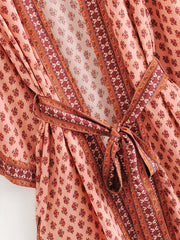 Mad About You Kimono Robe