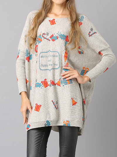 Greetings Season Sweater