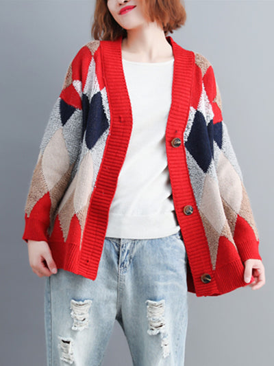Warm Affection Fuzzy Cardigan Sweater
