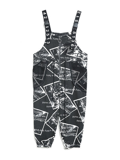 Bookstore's Best Overalls Dungaree