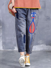 Dawn High Rise Cotton Pants