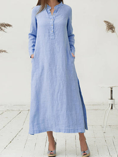 Rawen Shirt Dress