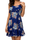 Power Flower Skater Dress