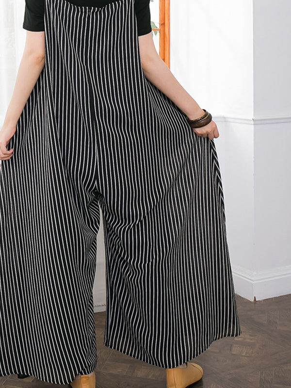 Minimalist Stripes Jumpsuit(Pre sale)
