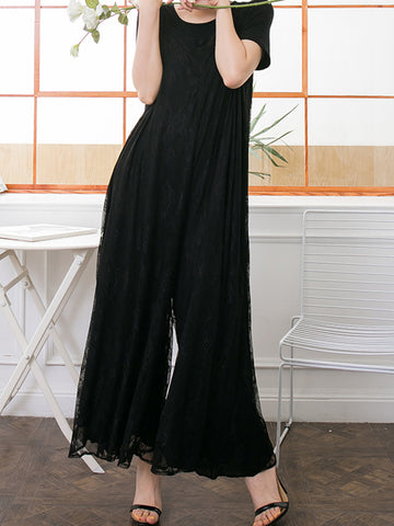 Black Beast Jumpsuit