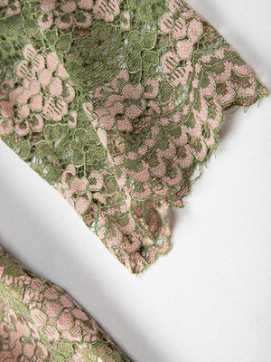 Tea Tree Lace A-Line Dress