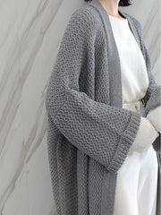 Chic on Chevron Plus Size Cardigan Sweater