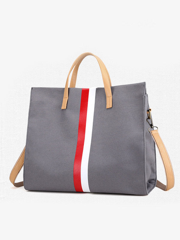 Twin Stripe Bag