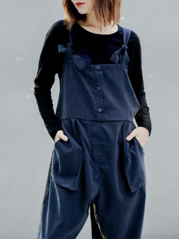 Adriana Overall Dungarees