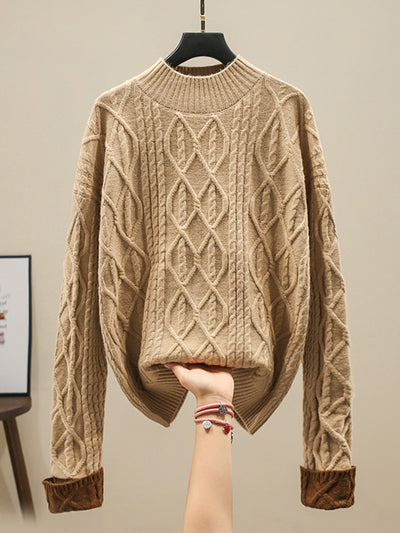 Drummer Knit Sweaters