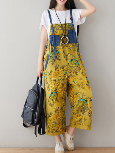 Genuine Genius Cotton Overalls