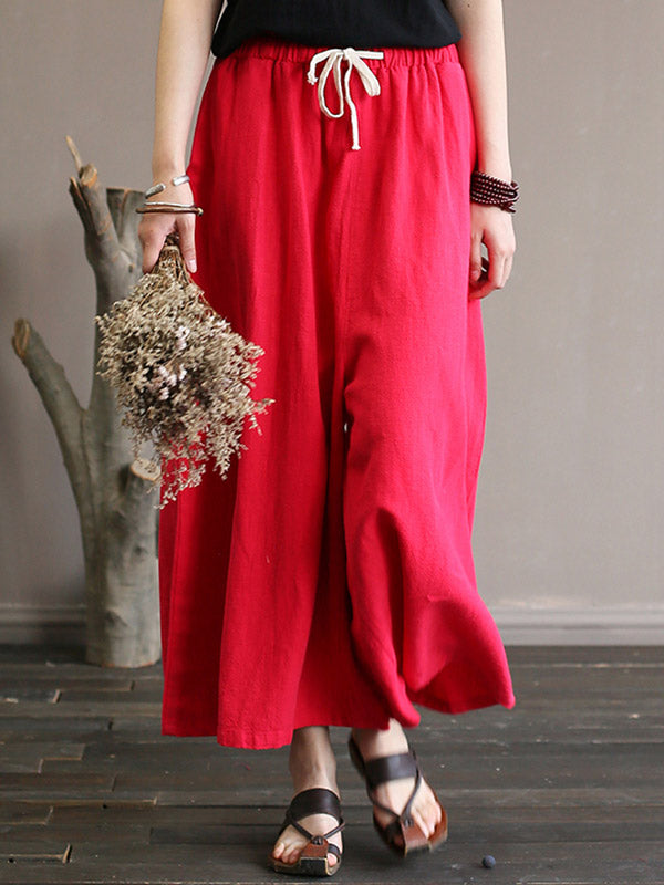 Supremio Wide Leg Pants